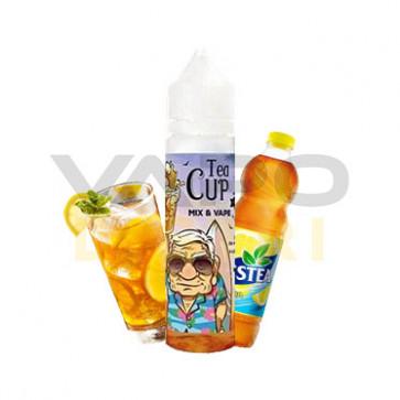 Liquide prêt-à-booster Vaporart - Tea Cup - 50ml