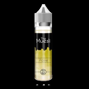 Liquide prêt-à-booster Vap'Land - Muesli Poire 50ml
