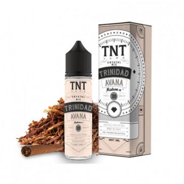 Concentré TNT Vape - Crystal Mix - Distillato Puro -Trinidad Avana Mixture n.389