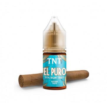 TNT Vape Aroma - Total Natural Tobacco - El Puro 10ml
