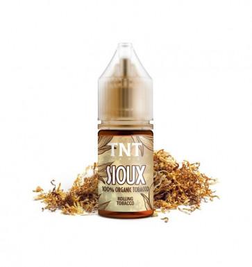 Concentré TNT Vape - Total Natural Tobacco - SIOUX 10ml