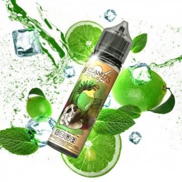 Tortuga Buccaneer's juice 50ml pas cher citron vert absinthe eliquide