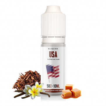 The Fuu Prime USA tabac blond 10ml nicotiné pas cher