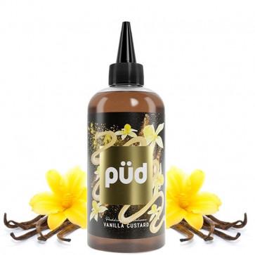 E-liquide Püd Vanilla Custard by Joe's Juice 200ml