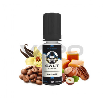 Liquide Prêt-à-Vaper Salt E-Vapor - La Chose