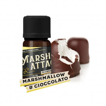 Concentré vaporart marsh attack shamallow chocolat 10ml