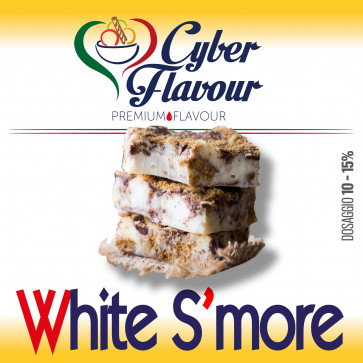 Concentré Cyber Flavour - White S'more 10ml