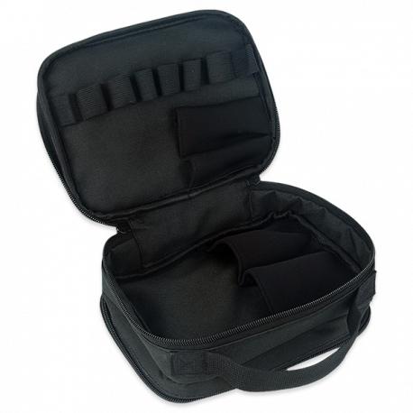 Sacoche de transporte eliquides ecigarettes VAPOR BAG Hard Vaper VapoDistri