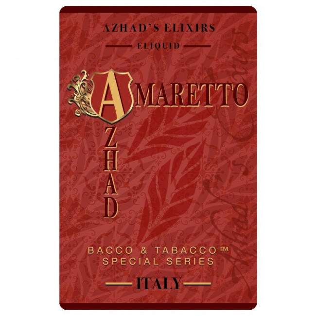 Concentré Azhad's Elixirs - Amaretto - 20ml