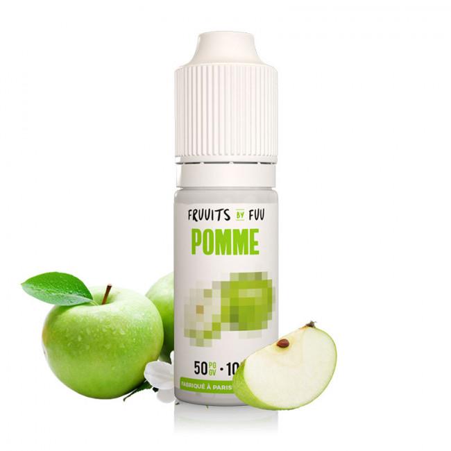 Eliquide 10ml à la pomme verte nicotiné FUU Prime pas cher