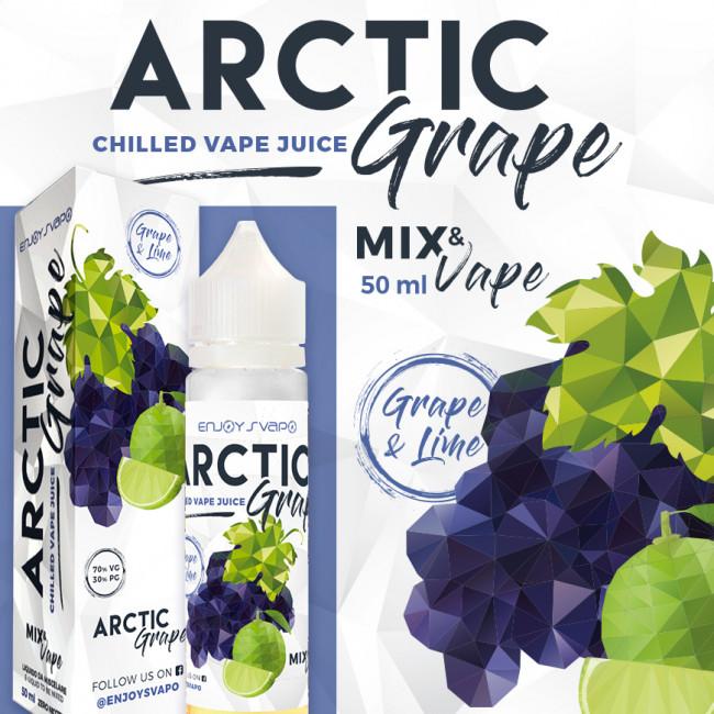 Eliquide Arctic Grape par EnjoySvapo 50ml