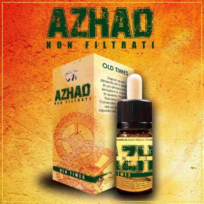Concentré Azhad's Elixirs Non Filtrati Old Times livraison en france