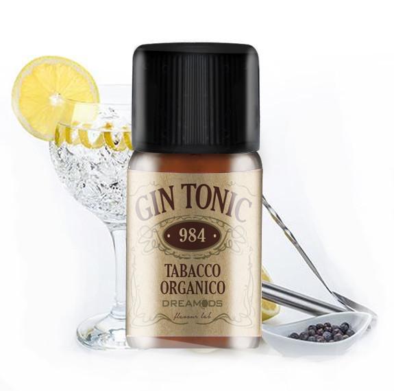 Arôme concentré Dreamods 984 Gin Tonic 10ml illustré