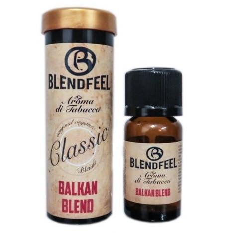 Arôme concentré Blendfeel 10ml Balkan Blend