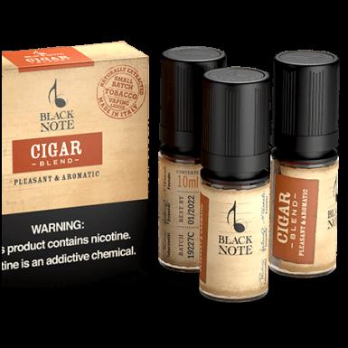 E-liquide CONCERTO Black Note Cigare Cubain Havane 10ml pret à vaper