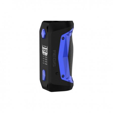 Box GeekVape Aegis Solo 100W bleue