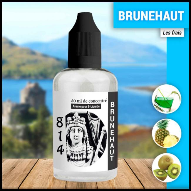 Concentré 814 Brunehaut 50ml