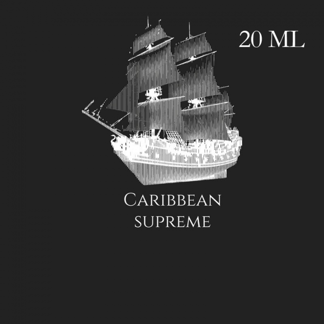 Concentré Azhad's Elixirs - Caribbean Supreme - 20ml