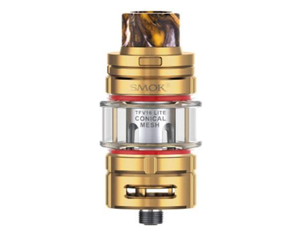 TFV16 LITE Tank Smoktech DORE Gold pas cher