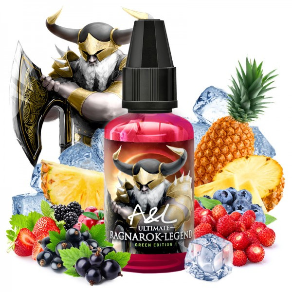 Ragnarok Legend ULTIMATE A&L 30ml concentré pas cher