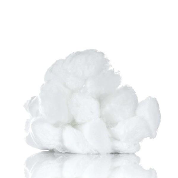 Coton Native Wicks Platinium Plus Cotton  photo du coton contenu