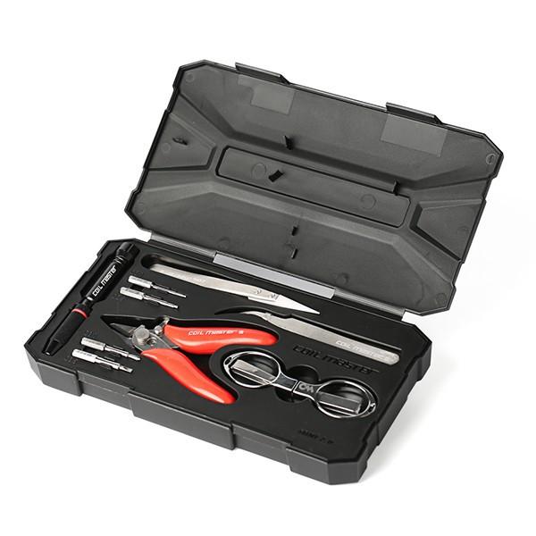 Kit d'outils coil master V2 pour reconstructible