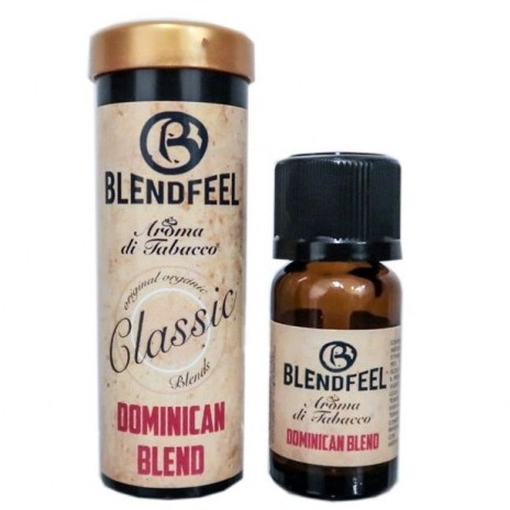 Arôme concentré Blendfeel 10ml-Dominican Blend