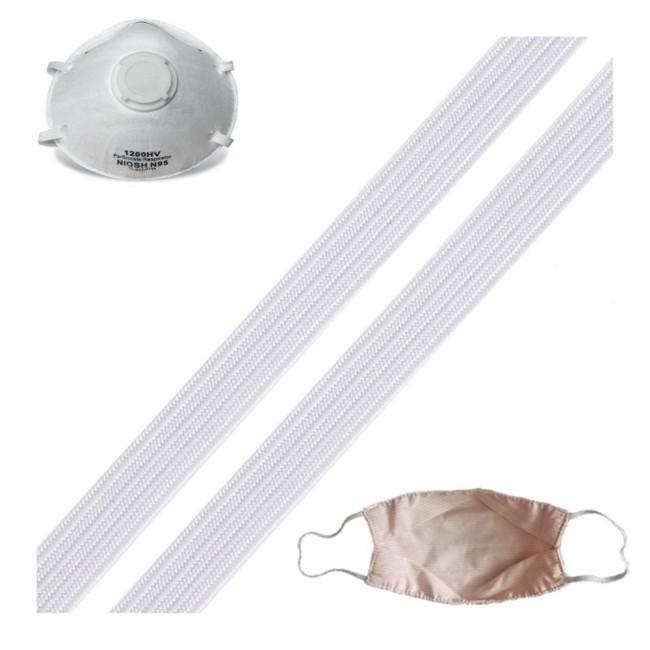 Elastique pour masque en tissu en stock livraison rapide
