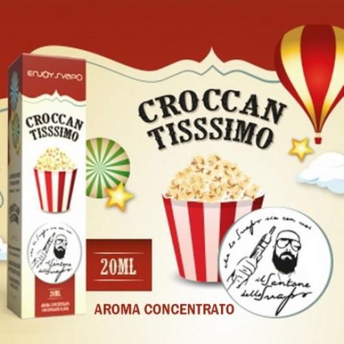 Concentré pop corn arome croccantissimo italien vapodistri