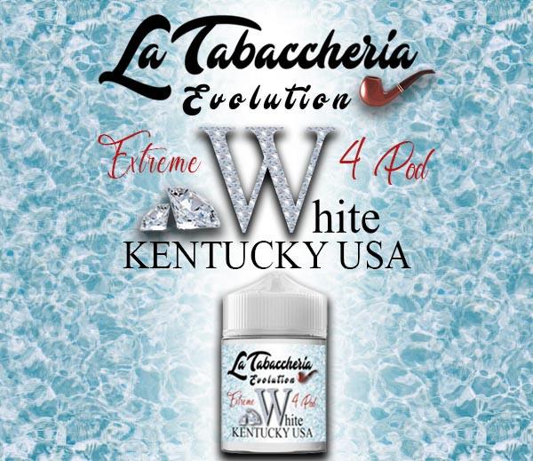 Concentré La Tabaccheria - Extreme 4Pod - White Kentucky USA 20ml