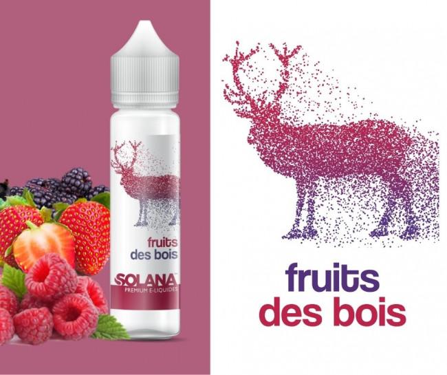 Fruits des bois solana 50ml