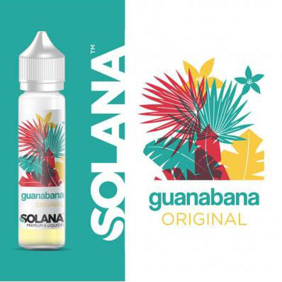 Eliquide Solana Guanabana 50ml
