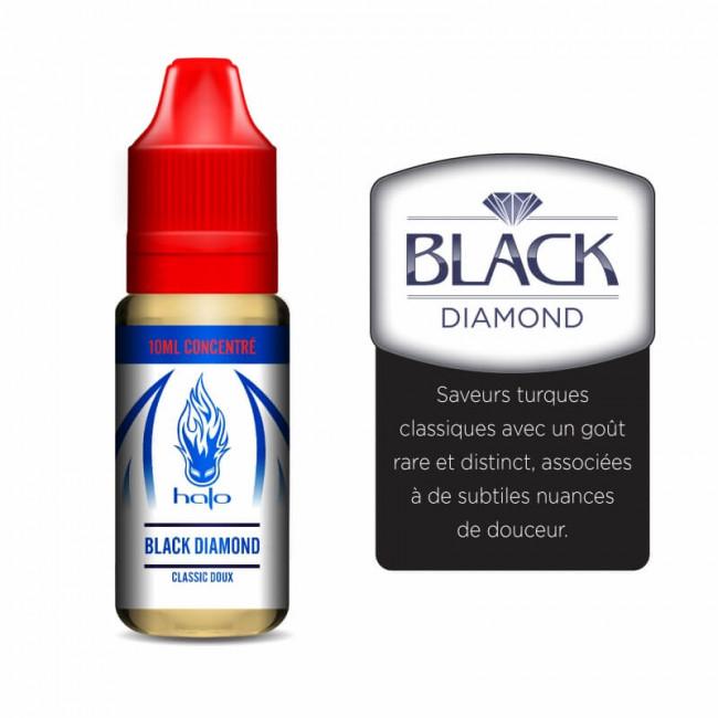 Concentré Halo White Label - Black Diamond - 10ml