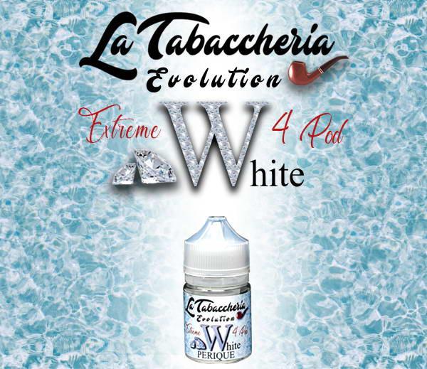 Concentré La Tabaccheria Extrème 4Pod - White Perique 20ml