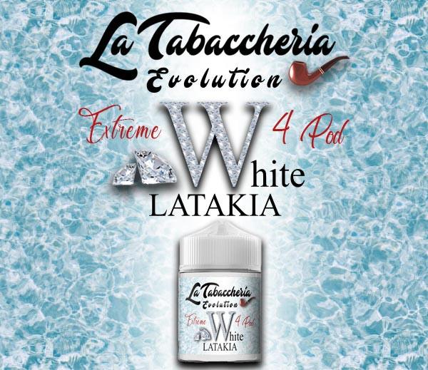 Concentré La Tabaccheria - Extreme 4Pod - White Latakia 20ml