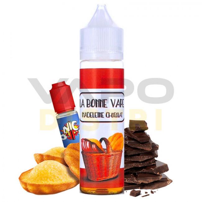 E-liquide La Bonne Vape Madeleine Chocolat VapoDistri