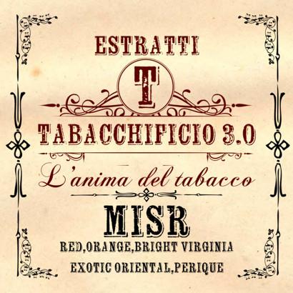 Arôme concentré Tabacchificio 3.0. 20ml Misr