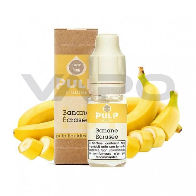 Pulp Banane Écrasée 10ml VapoDistri