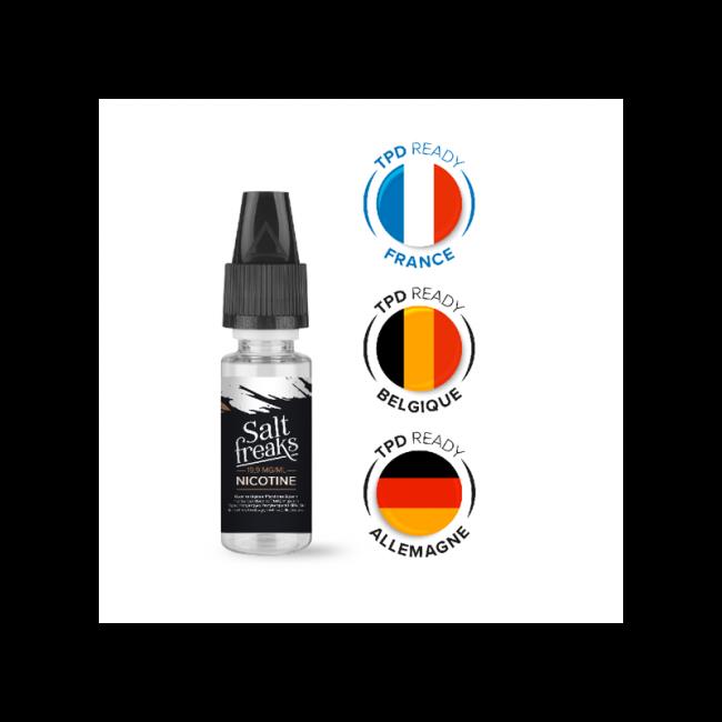 Booster aux sels de Nicotine Nico Freaks Salts