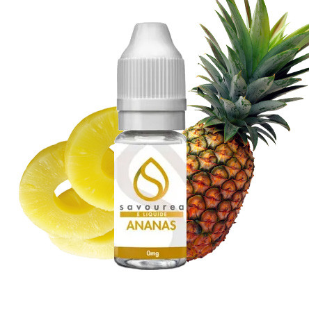 Ananas 10ml liquide pret à vaper savourea pas cher