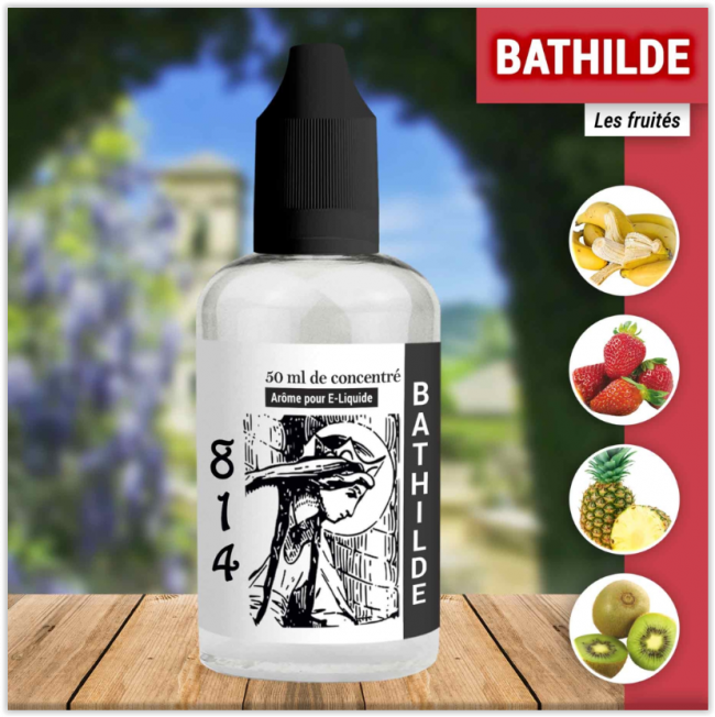 Concentré 814 Bathilde 50ml