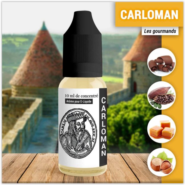 Concentré 814 Carloman 10ml