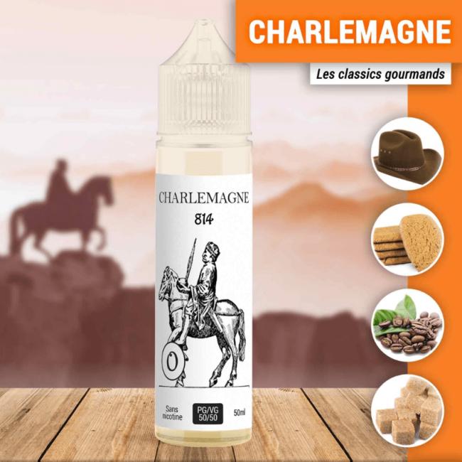 Eliquide 814 Charlemagne 50ml