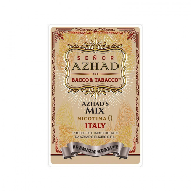 Concentré Azhad's Elixirs - Senor Azhad - 20ml