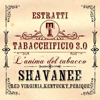 Arôme concentré Tabacchificio 3.0. 20ml Shavanee