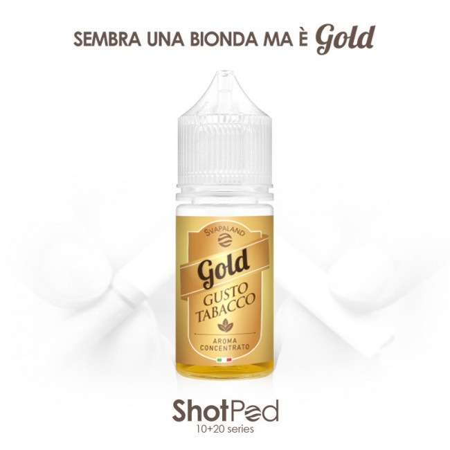 Svapaland GOLD marlboro 10ml concentré