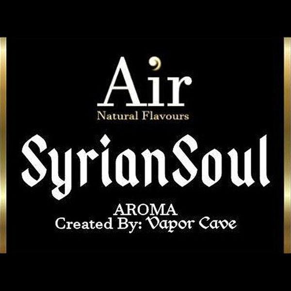 Syrian Soul 11ml Vapor Cave arome concentré Latakia