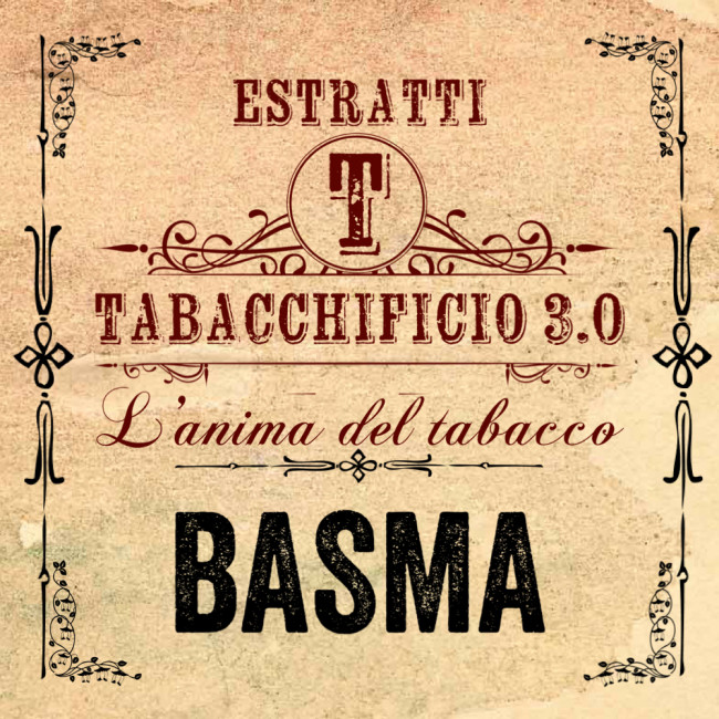 Arôme concentré Tabacchificio 3.0. 20ml Basma