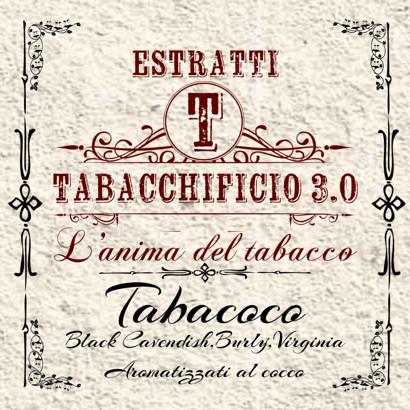 Arôme concentré Tabacchificio 3.0. 20ml Tabacoco
