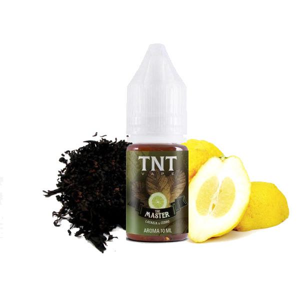 TNT Vape concentré 10ml - The Master